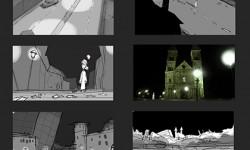 Ghost - Story board