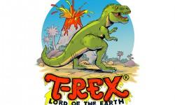 T-rex - T-shirt Print